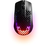 SteelSeries Aerox 3 Wireless Black - Gaming Mouse