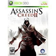 Assassins Creed II (Game of the Year) - Xbox 360 - Console Game