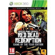 Red Dead Redemption (Game Of The Year) -  Xbox 360, Xbox One - Console Game