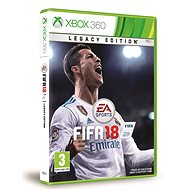 FIFA 18 Legacy Edition - Xbox 360 - Console Game