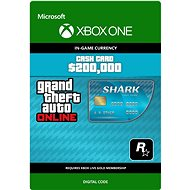 GTA V Tiger Shark Cash Card -  Xbox One DIGITAL - Console Game