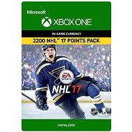 NHL 17: Ultimate Team NHL Points 2200 DIGITAL