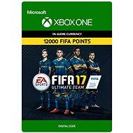 FIFA 17 Ultimate Team FIFA Points 12000 DIGITAL - Console Game