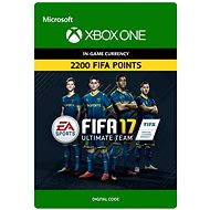 FIFA 17 Ultimate Team FIFA Points 2200 DIGITAL - Gaming Accessory
