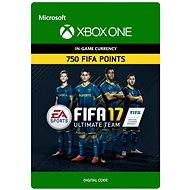 FIFA 17 Ultimate Team,  750 FIFA Points, DIGITAL - Gaming Accessory