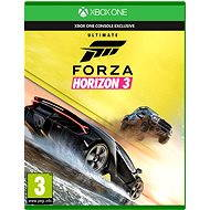Forza Horizon 3 Ultimate Edition - (Play Anywhere) DIGITAL - Game for PC and XBOX