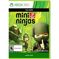 Mini Ninjas Adventures - Xbox 360 DIGITAL - Console Game
