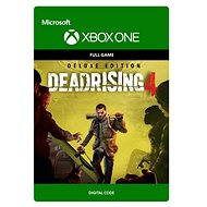 Dead Rising 4: Deluxe Edition - Xbox One DIGITAL - Console Game