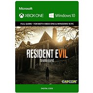 RESIDENT EVIL 7 Biohazard - (Play Anywhere) DIGITAL - PC & XBOX Game
