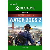 Watch Dogs 2 Deluxe - Xbox One DIGITAL - Console Game