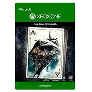 Batman: Return to Arkham - Xbox One DIGITAL - Console Game