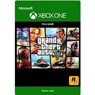Grand Theft Auto V - Xbox One DIGITAL - Hra pro konzoli