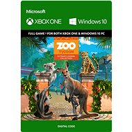 Zoo Tycoon: The Ultimate Animal Collection - Xbox One DIGITAL - Console Game