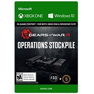 Gears of War 4: Operations Stockpile - Xbox One/Win 10 Digital
