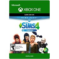 The SIMS 4: (GP4) Vampires - Xbox One Digital - Gaming Accessory