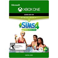 THE SIMS 4: (SP2) PERFECT PATIO STUFF - Xbox One Digital - Gaming Accessory