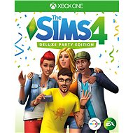 The SIMS 4: Deluxe Party Edition - Xbox One Digital - Gaming Accessory