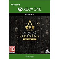 Assassin's Creed Origins: Season pass - Xbox One Digital - Gaming Accessory