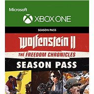 Wolfenstein II: Season Pass  - Xbox One Digital - Gaming Accessory