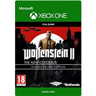 Wolfenstein II: The New Colossus Digital Deluxe - Xbox Digital - Console Game