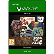 The Jackbox Party Pack 4 - Xbox One Digital - Console Game