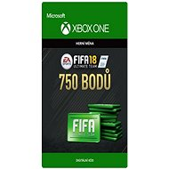 FIFA 18: Ultimate Team FIFA Points 750 - Xbox One Digital - Gaming Accessory