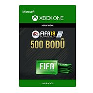 FIFA 18: Ultimate Team, 500 FIFA Points - Xbox One Digital - Gaming Accessory