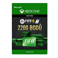 FIFA 18: Ultimate Team FIFA Points 2200 - Xbox One Digital - Gaming Accessory