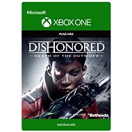 Dishonored: Death of the Outsider - Xbox Digital - Console Game