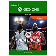 NBA LIVE 18: (Pre-Purchase/Launch Day) - Xbox Digital - Console Game