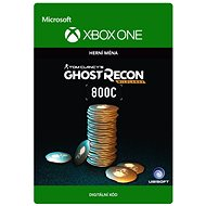 Tom Clancy's Ghost Recon Wildlands Currency pack 800 GR credits - Xbox One Digital - Gaming Accessory