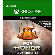 For Honor Currency Pack, 25,000 Steel Credits - Xbox One Digital