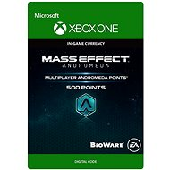 Mass Effect: Andromeda: Andromeda Points Pack 1 (500 PTS) - Xbox One Digital - Gaming Accessory
