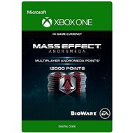 Mass Effect: Andromeda: Andromeda Points Pack 6 (12000 PTS) - Xbox One Digital