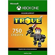Trove: 750 Credits - Xbox One Digital - Gaming Accessory