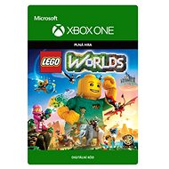 LEGO Worlds - Xbox One Digital - Console Game