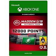 Madden NFL 19: MUT 12000 Madden Points Pack - Xbox One DIGITAL