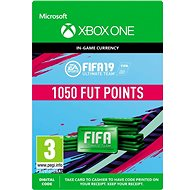 FIFA 19: ULTIMATE TEAM FIFA POINTS 1050 - Xbox One DIGITAL - Gaming Accessory