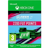 FIFA 19: ULTIMATE TEAM, 2200 FIFA POINTS - Xbox One DIGITAL - Gaming Accessory