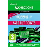 FIFA 19: ULTIMATE TEAM FIFA POINTS 4600 - Xbox One DIGITAL - Gaming Accessory