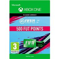 FIFA 19: ULTIMATE TEAM, 500 FIFA POINTS, - Xbox One DIGITAL - Gaming Accessory