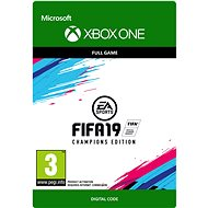FIFA 19: CHAMPIONS EDITION - Xbox One DIGITAL - Console Game
