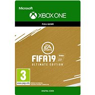 FIFA 19: ULTIMATE EDITION - Xbox One DIGITAL - Console Game