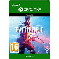 Battlefield V: Deluxe Edition  - Xbox One DIGITAL - Console Game