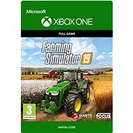 Farming Simulator 19 - Xbox One Digital - Console Game