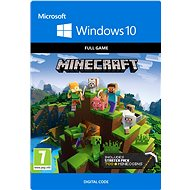 Minecraft Windows 10 Starter Collection - PC DIGITAL - Hra pro PC