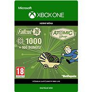 Fallout 76: 1000 Atoms   - Xbox One Digital - Gaming Accessory
