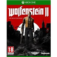 Wolfenstein II: The New Colossus: The Deeds of Captain Wilkins - Xbox Digital - Gaming Accessory