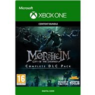 Mordheim: City of the Damned - Complete DLC Pack - Xbox One Digital - Gaming Accessory