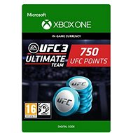 UFC 3: 750 UFC Points - Xbox One Digital - Gaming Accessory